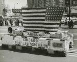 (33500) BSEIU Local 1 parade float