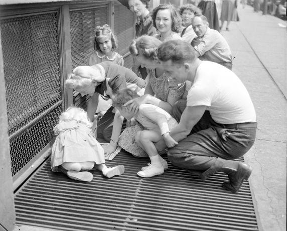 (33616) Recruitment, Army, Detroit, 1942