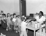 (33619) Nursery Schools, Public Housing, Parkside Homes, 1943