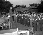 (33622) Volunteers, First Responders, Grosse Pointe Shores, 1942