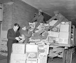 (33638) Volunteers of America, Book Drive, Detroit, 1942
