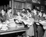(33639) Volunteers of America, Book Drive, 1942