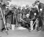 (33645) Air Raid Drills, Detroit, 1942