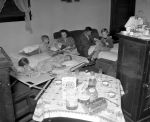 (33649) Wartime Housing Conditions, Detroit, 1942