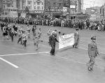 (33650) VJ Day, Parades, Filipino Community, Detroit, 1945