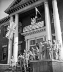 (33651) Recruitment, Polish Army, Windsor, Ontario, 1941
