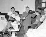 (33652) Prisoners of War, Italian, Fort Wayne, Detroit, 1944