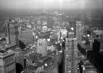(33662) Propaganda, Leaflet Bombing, Downtown Detroit, 1942
