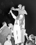 (33686) V-J Day Celebrations, Detroit, 1945