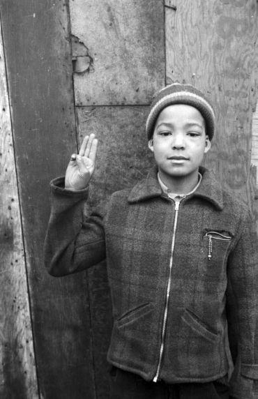 (33764) Portraits, Children, Near East Side, Detroit