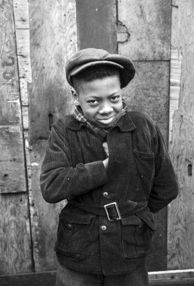 (33766) Portraits, Children, Near East Side, Detroit