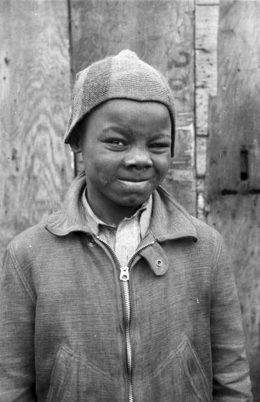 (33770) Portraits, Children, Near East Side, Detroit