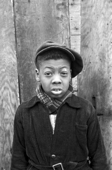 (33771) Portraits, Children, Near East Side, Detroit