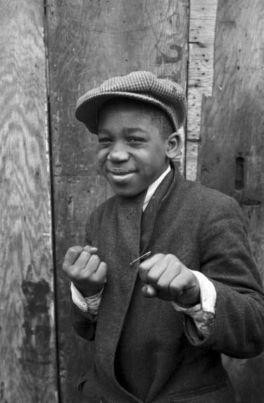 (33772) Portraits, Children, Near East Side, Detroit