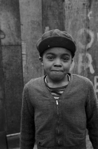 (33773) Portraits, Children, Near East Side, Detroit