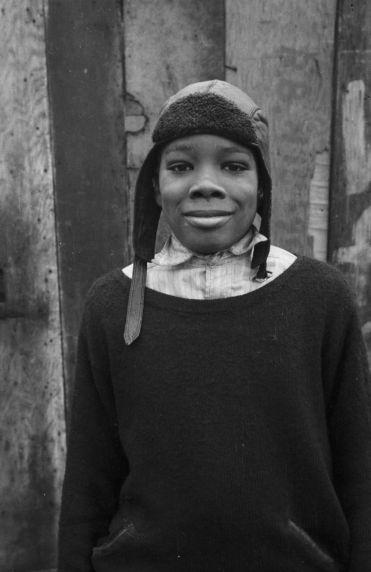 (33774) Portraits, Children, Near East Side, Detroit