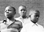 (33782) Portraits, Children, Black Bottom, Detroit