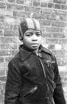 (33798) Portraits, Children, Black Bottom, Detroit
