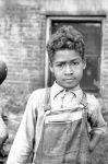 (33805) Portraits, Children, Black Bottom, Detroit
