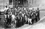 (33809) Street Scenes, Children Playing, Black Bottom, Detroit