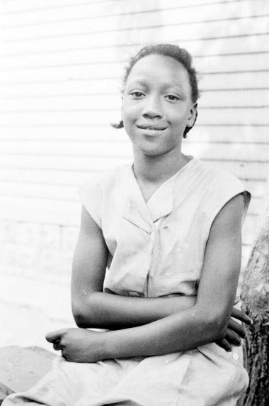 (33813) Portraits, Children, Black Bottom, Detroit