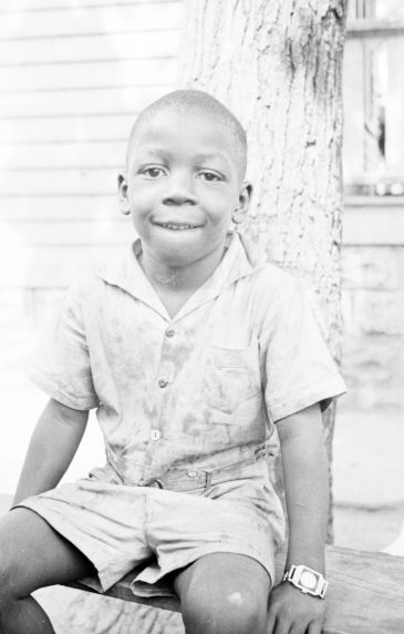 (33820) Portraits, Children, Black Bottom, Detroit