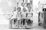 (33821) Children, Black Bottom, Detroit