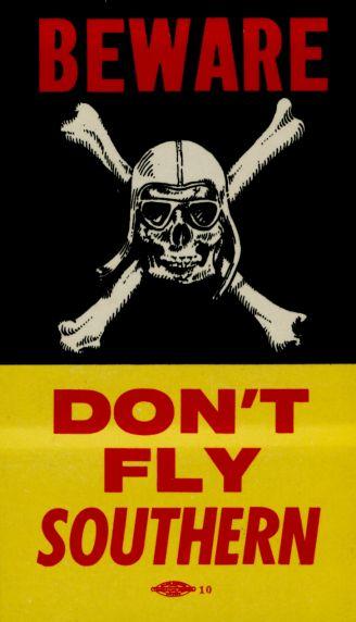 (34249) Southern Airways Strike, 1960s