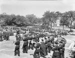 (34342) Wayne University; Commencement , Detroit, Michigan, 1948
