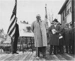 (34389) Buildings, State Hall, Dedication, 1949