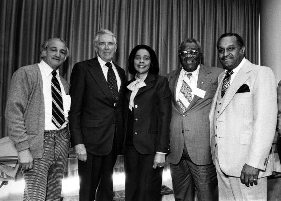 (357) Doug Fraser, Coretta Scott King, SEMCAP, Detroit, Michigan