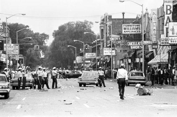 (35774) Riots, Rebellions, 12th Street, 1967