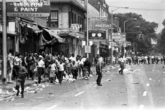 (35776) Riots, Rebellions, 12th Streets, 1967