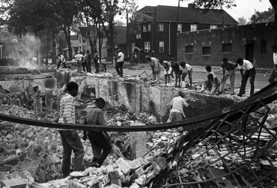 (35781) Riots, Rebellions, Arson, 1967