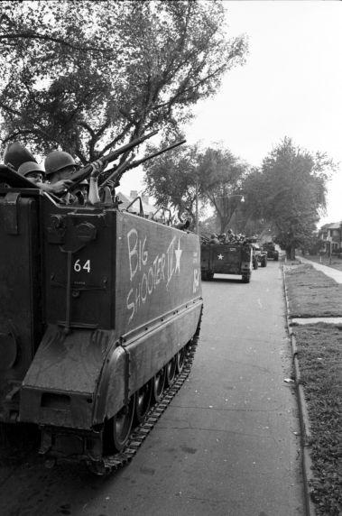 (35783) Riots, Rebellions, Military Patrols, 1967
