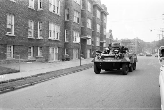 (35784) Riots, Rebellions, Police Patrols, 1967