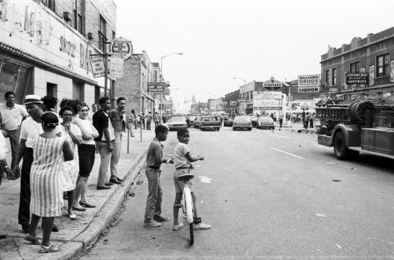(35785) Riots, Rebellions, 12th Street, 1967