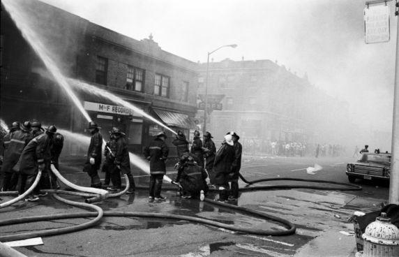 (35786) Riots, Rebellions, Arson, 1967