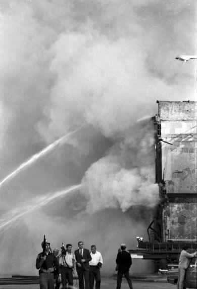 (35787) Riots, Rebellions, Arson, Media, 1967