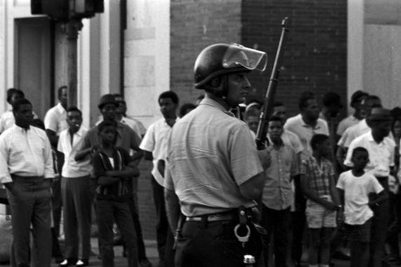 (35788) Riots, Rebellions, Police, 1967