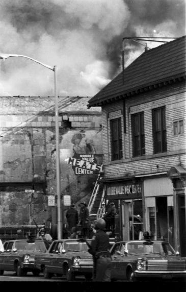 (35789) Riots, Rebellions, Arson, 1967