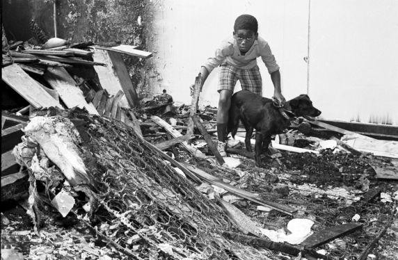 (35790) Riots, Rebellions Children, Arson, 1967