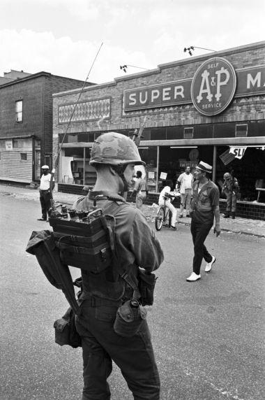 (35791) Riots, Rebellions, National Guard, 1967