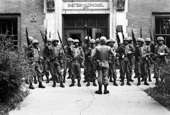 (35798) Riots, Rebellions, U.S. Army, 1967