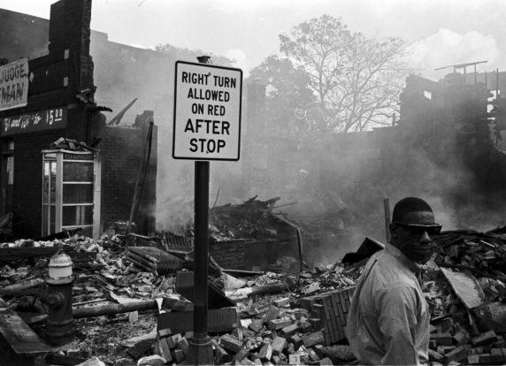 (35799) Riots, Rebellions, Arson, 1967