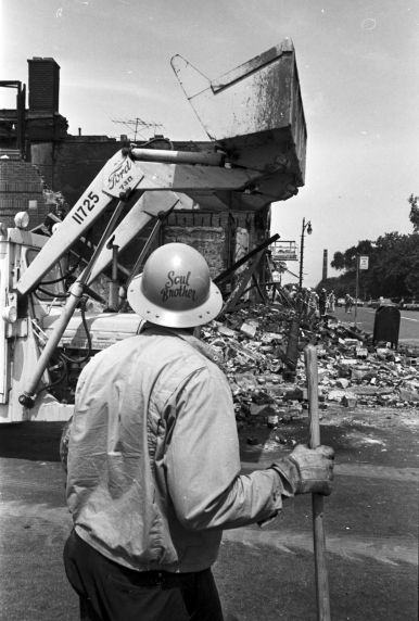 (35805) Riots, Rebellions, Utilities, 1967