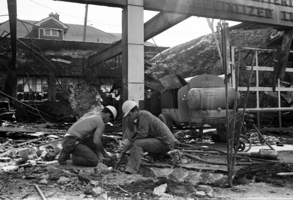 (35809) Riots, Rebellions Arson, Utilities, 1967