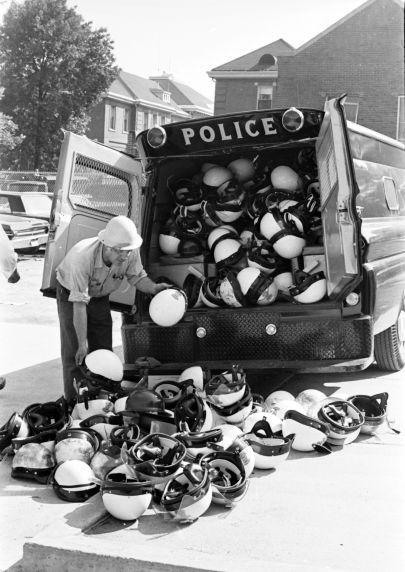 (35810) Riots, Rebellions, Detroit Police Department, 1967