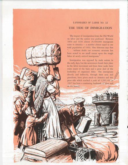 (36045) Landmarks of Labor No. 12