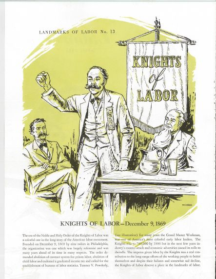 (36046) Landmarks of Labor No. 13
